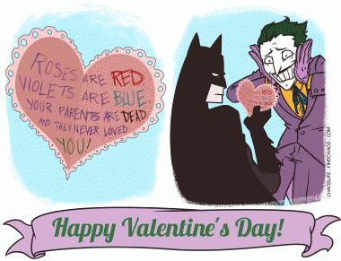Valentine Bat