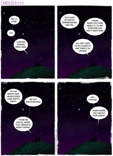 Planetary Puns