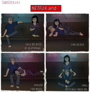 Netflix And