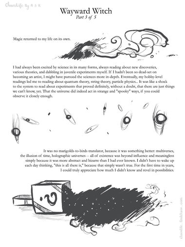 Wayward Witch Part 3