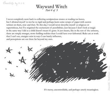 Wayward Witch Part 4