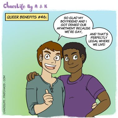 Queer Benefits #46: Landlords