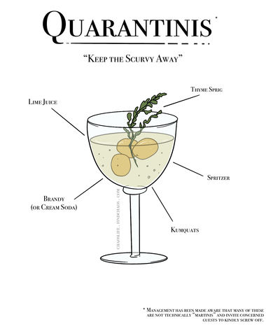 Quarantinis – Scurvy