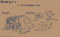 Blanket Forts: 1 – Overwhelmed Fort