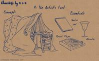 Blanket Forts: 4 – Artist's Fort