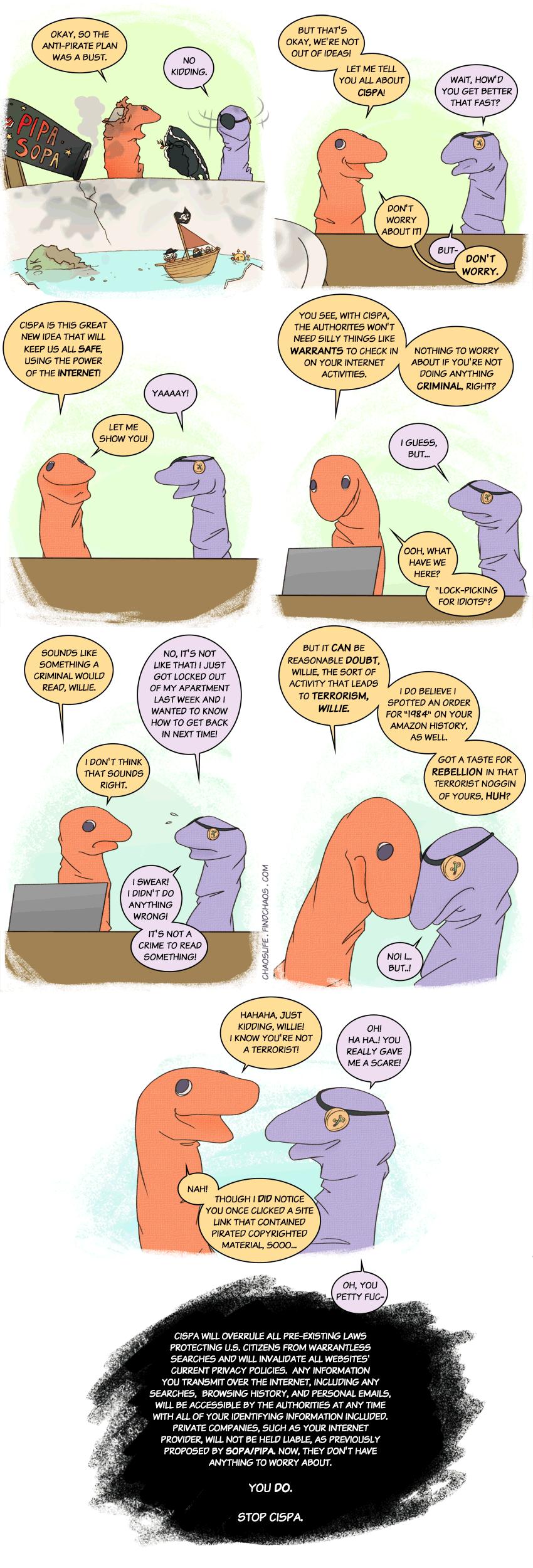 CISPA PSA