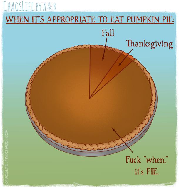 Pie Plan