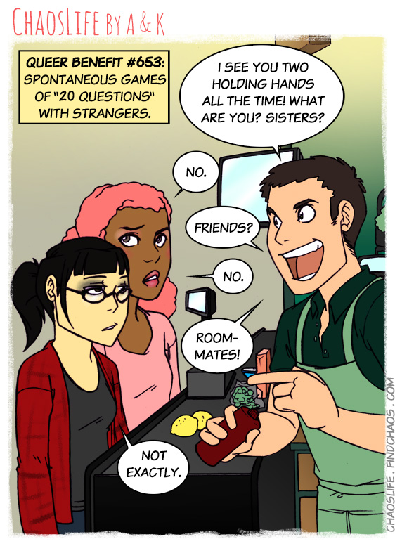 Queer Benefits #653: 20 Questions