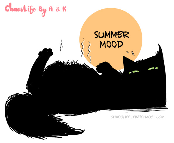 Many Moods: Summer