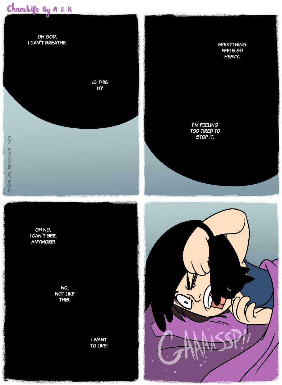 Deathly Darkness