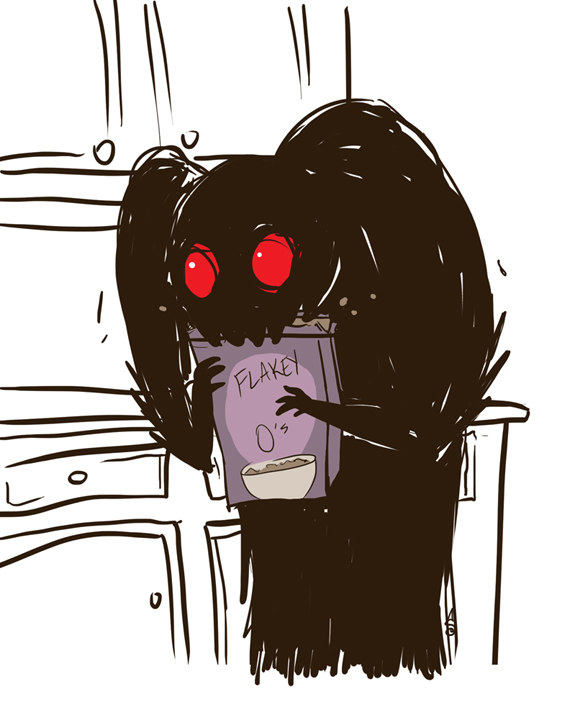 Mothman Cereal